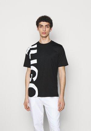 DAWS - Print T-shirt - black