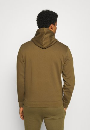 LEGACY HOODED - Sweat à capuche - olive