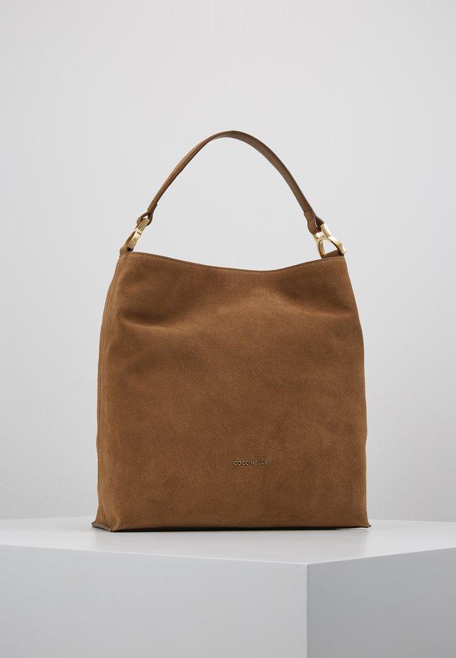 ARLETTIS - Handbag - tobacco