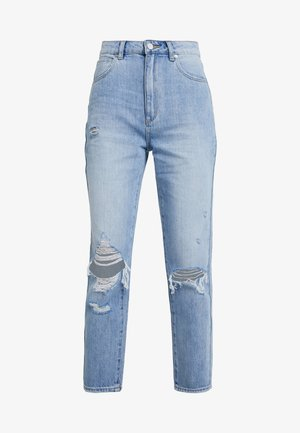 HIGH - Straight leg jeans - wildlife
