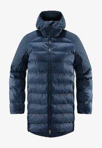 Haglöfs - DALA MIMIC PARKA  - Winter coat - tarn blue - 3