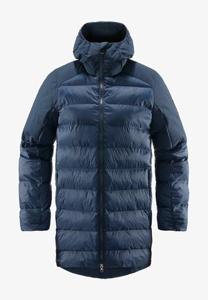 DALA MIMIC PARKA  - Winter coat - tarn blue