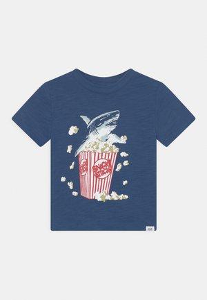 TODDLER BOY - T-shirt print - chrome blue