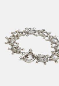 Vitaly - OSSEIN UNISEX - Bracelet - silver-coloured - 1