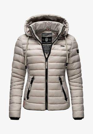 LULANA - Winter jacket - light grey melange