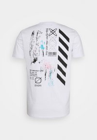 Brave Soul - DEMETER - Print T-shirt - optic white - 1