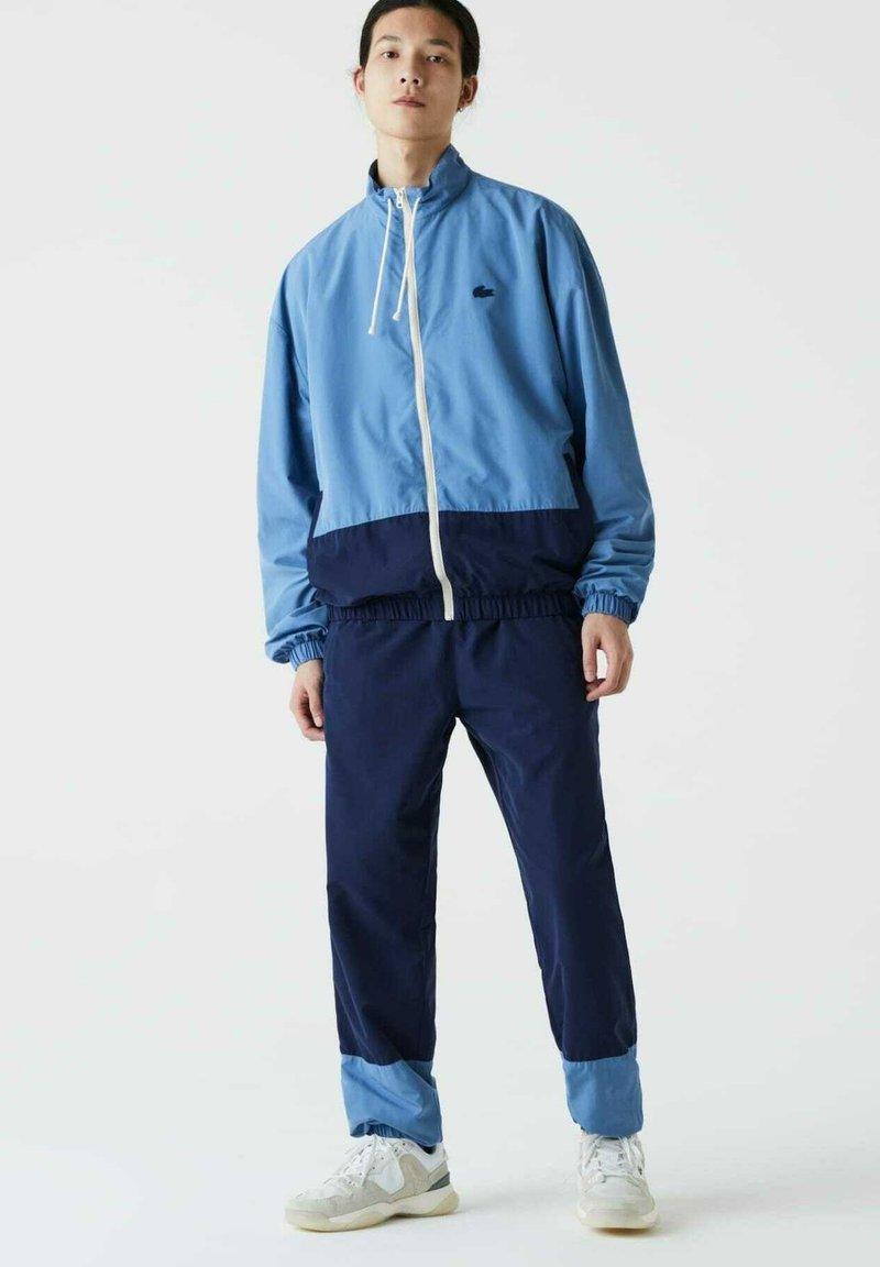 Lacoste - Tracksuit - bleu bleu