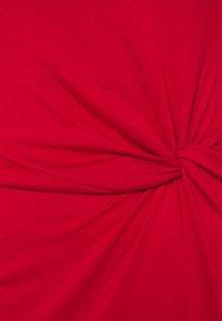 Anna Field - Žerzejové šaty - red - 4