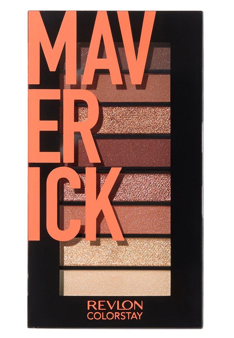 Revlon - COLORSTAY LOOKS BOOK EYESHADOW PALETTE - Eyeshadow palette - N°930 maverick