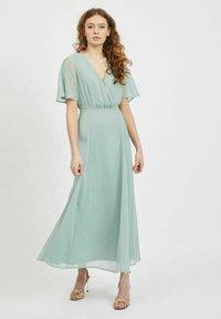 Vila - Maxi dress - jadeite - 0