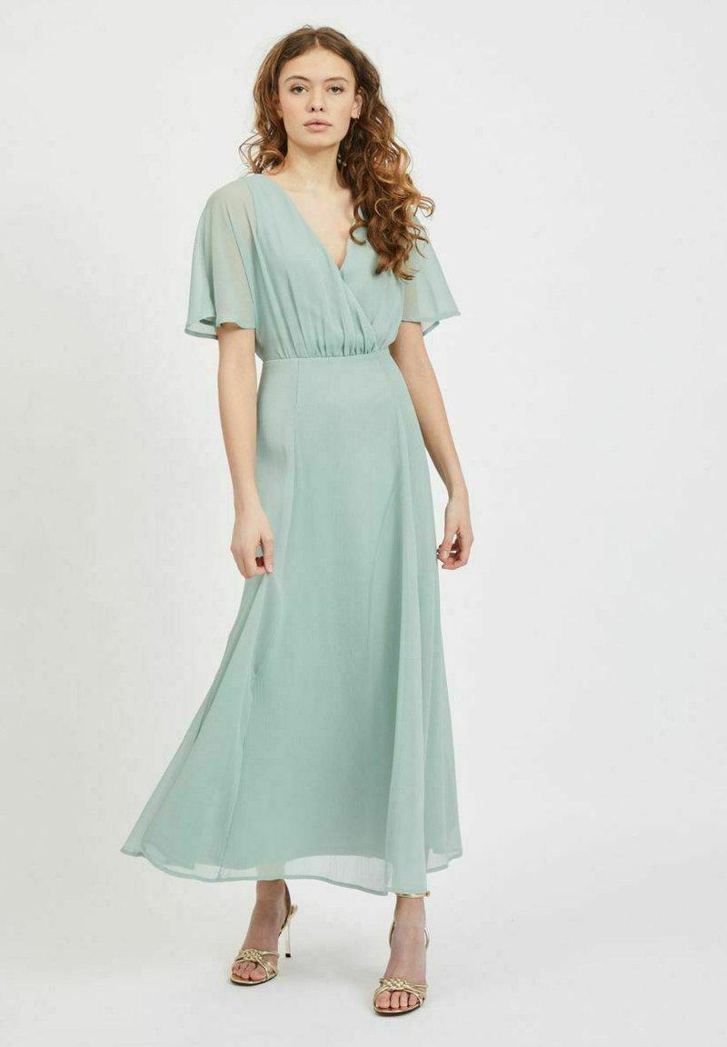 Vila - Maxi dress - jadeite