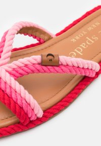 kate spade new york - CAPTAINS  - Pantofle - coral rose - 5