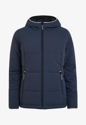 COMFORTABLE VEGAN - Light jacket - blueshadow