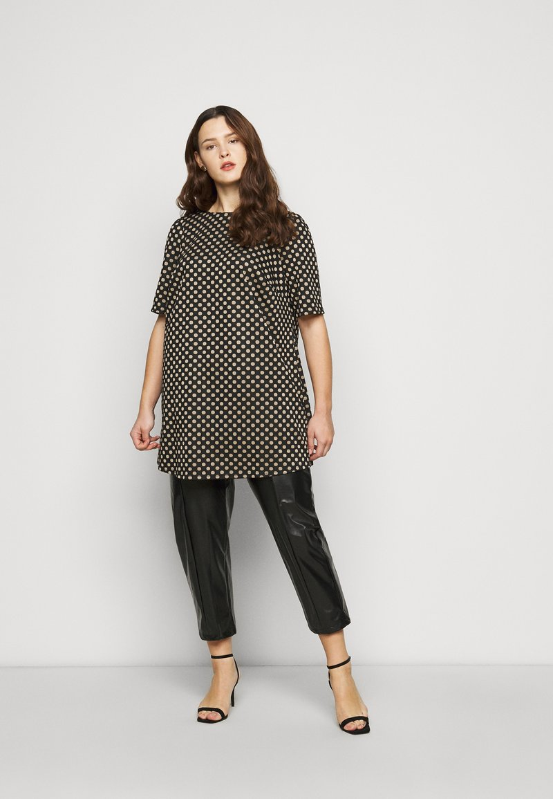 Dorothy Perkins Curve - SPOT  - Print T-shirt - multi