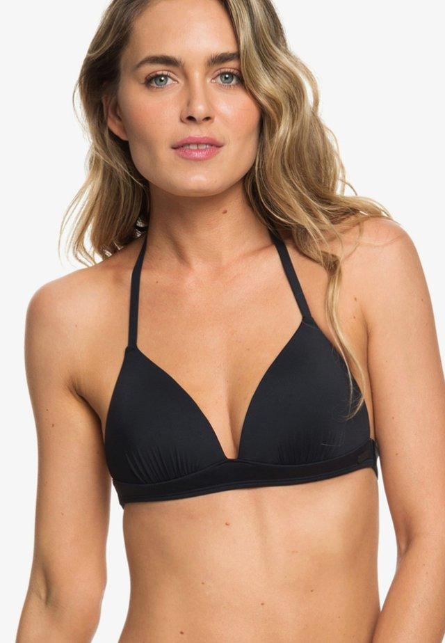 Haut de bikini - true black