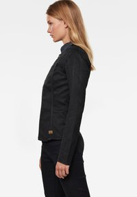 G-Star - LYNN TYPE 30 - Denim jacket - dk black cobler - 3