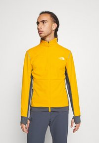 The North Face - SPEEDTOUR JACKET - Softshelljakke - summit gold/grey - 0