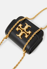 Tory Burch - ELEANOR MINI CROSSBODY - Torba na ramię - black - 5