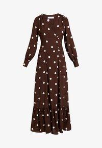 IVY & OAK - BOHEMIAN  - Maxi dress - dark chocolate - 6