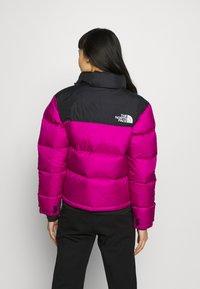 The North Face - 1996 RETRO NUPTSE JACKET - Down jacket - hero purple - 2