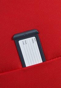 Samsonite - POPSODA  - Wheeled suitcase - red - 4