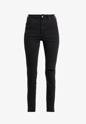 HIGH  - Jeans Skinny Fit - washed black