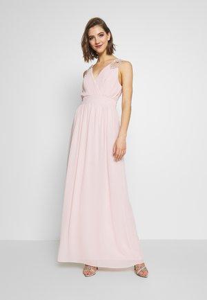 DEBBY - Společenské šaty - pink blush