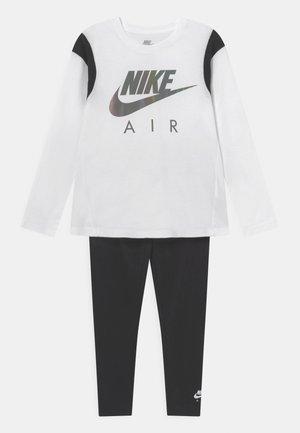 AIR SET - Trainingsanzug - black