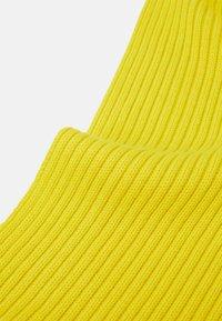 Tommy Hilfiger - BIG FLAG SCARF - Šála - yellow - 3