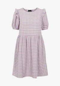 Pieces - Day dress - dahlia purple - 0