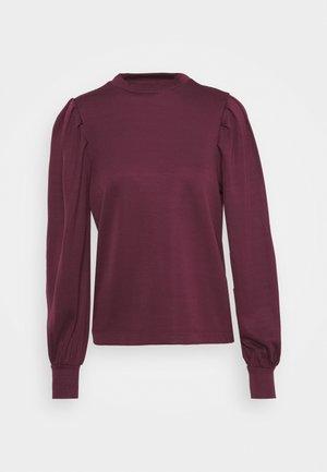 VMTHEODORA PLEAT  - Sweatshirt - fig