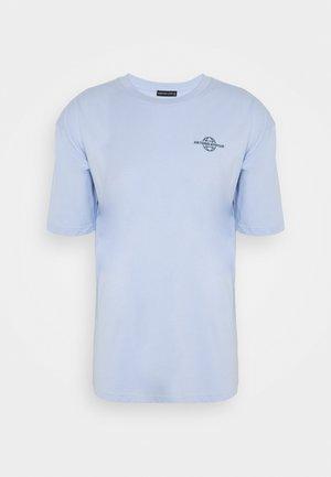Print T-shirt - kentucky blue
