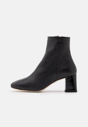 MELO - Kotníkové boty - noir