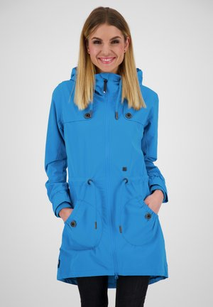 CHARLOTTEAK - Short coat - cobalt