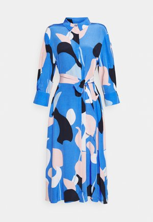 NUCORA DRESS - Skjortekjole - ultramarine