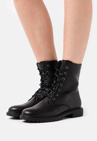 Anna Field - Zimní obuv - black - 0