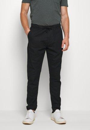 VIBORG - Kalhoty - black