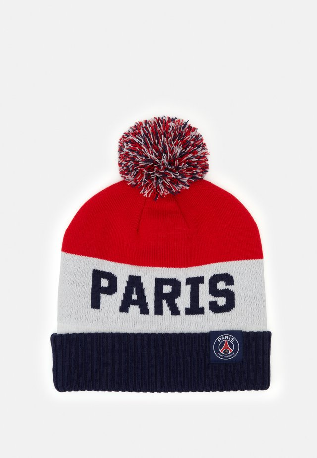 PARIS ST GERMAIN BEANIE - Bonnet - midnight navy