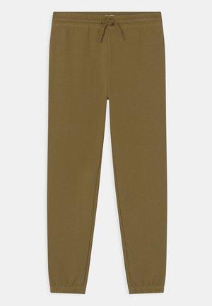 UNISEX - Teplákové kalhoty - khaki