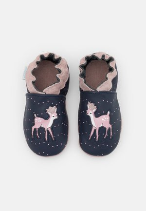 LITTLE FAWN - First shoes - marine