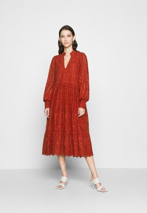 YASHOLI BOHO - Maxi dress - red ochre
