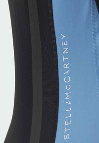 adidas by Stella McCartney - ADIDAS BY STELLA MCCARTNEY BEACHDEFENDER MIDLAYER JAC - Chaqueta de entrenamiento - black - 2