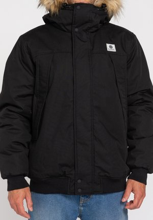 EXPLORER - Winter jacket - black