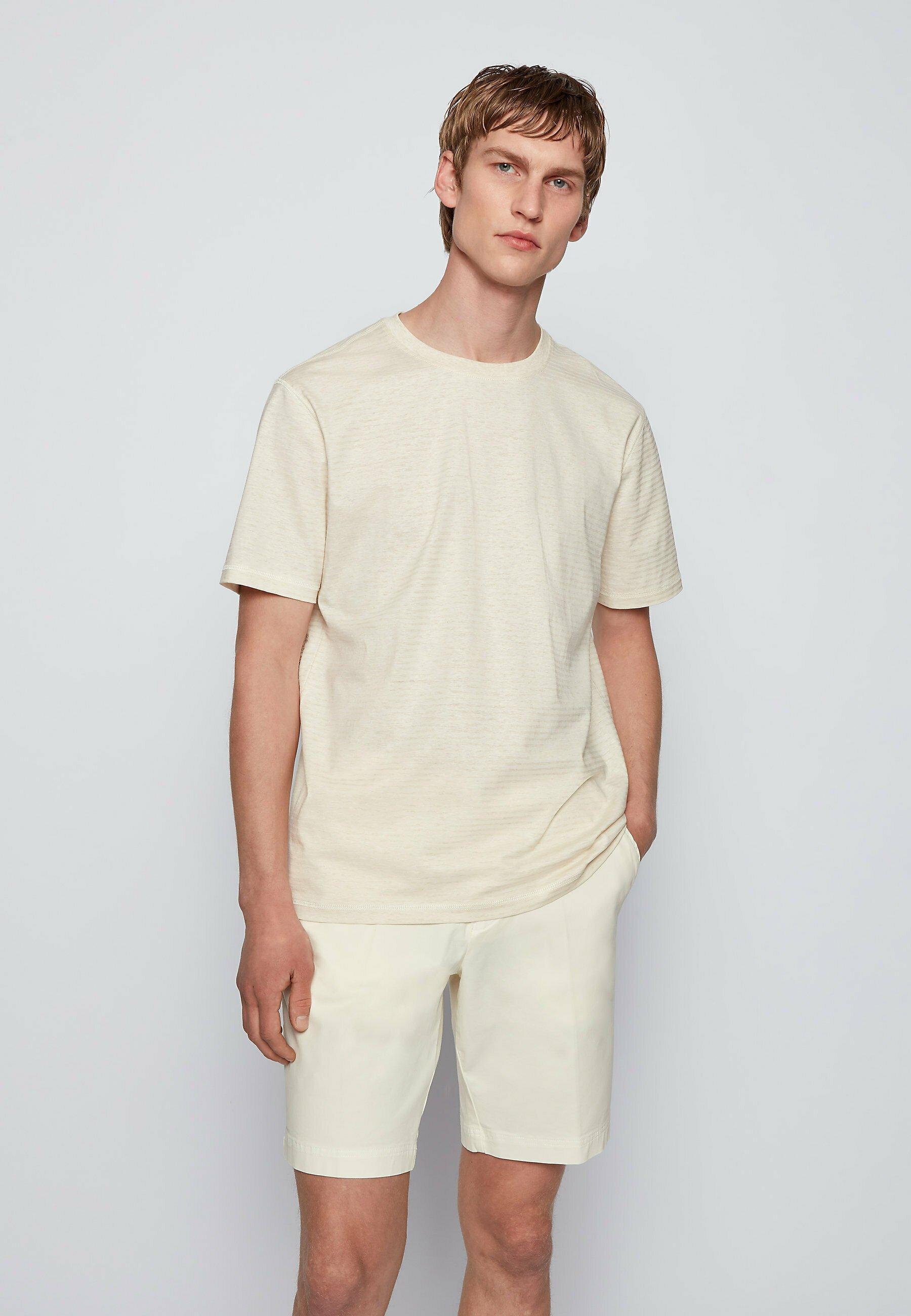 Men TSEED - Print T-shirt