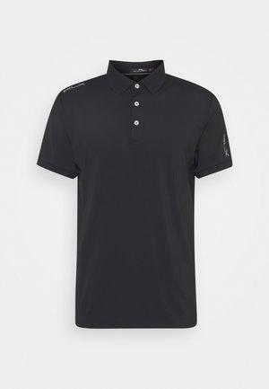 SHORT SLEEVE - Sports shirt - black
