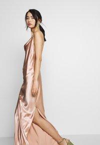 Samsøe Samsøe - APPLES DRESS - Společenské šaty - misty rose - 6