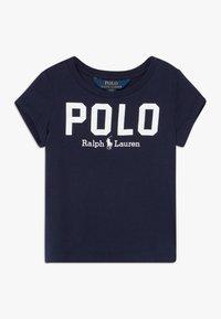 Polo Ralph Lauren - ICON  - Camiseta estampada - french navy - 0
