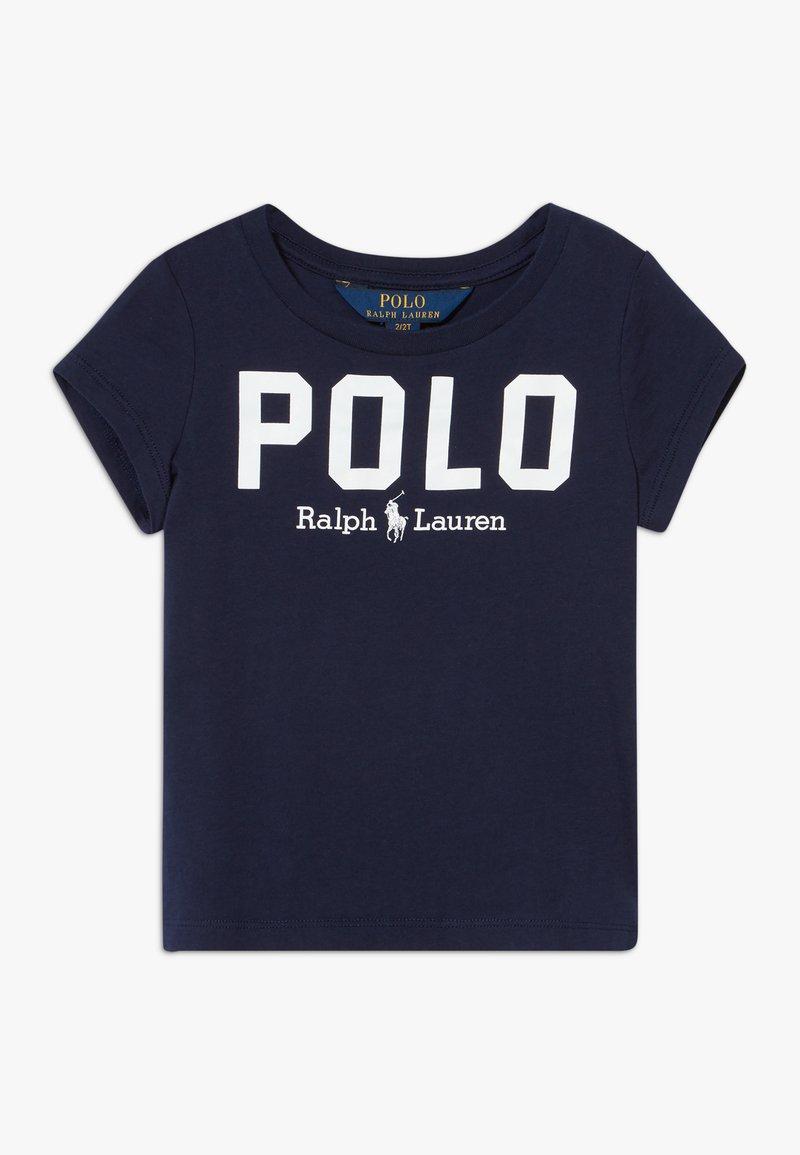 Polo Ralph Lauren - ICON  - Camiseta estampada - french navy