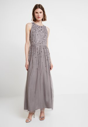 SOFT - Společenské šaty - grey
