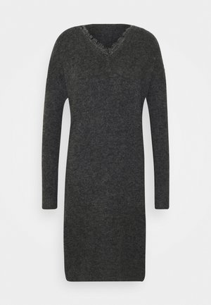 VMIVA - Jumper dress - dark grey/black